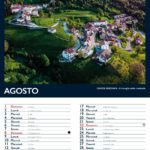 Agosto calendario dell'altopiano di Tonezza 2021