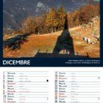 Dicembre calendario dell'altopiano di Tonezza 2021