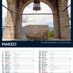 Marzo calendario dell'altopiano di Tonezza 2021