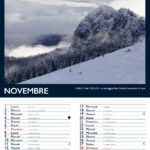 Novembre calendario dell'altopiano di Tonezza 2021
