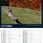 Ottobre calendario dell'altopiano di Tonezza 2021