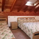 Camera da letto Casa al Sole Tonezza ws