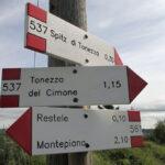 Indicazioni per Monte Spitz