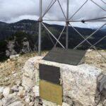 La croce di Monte Spitz