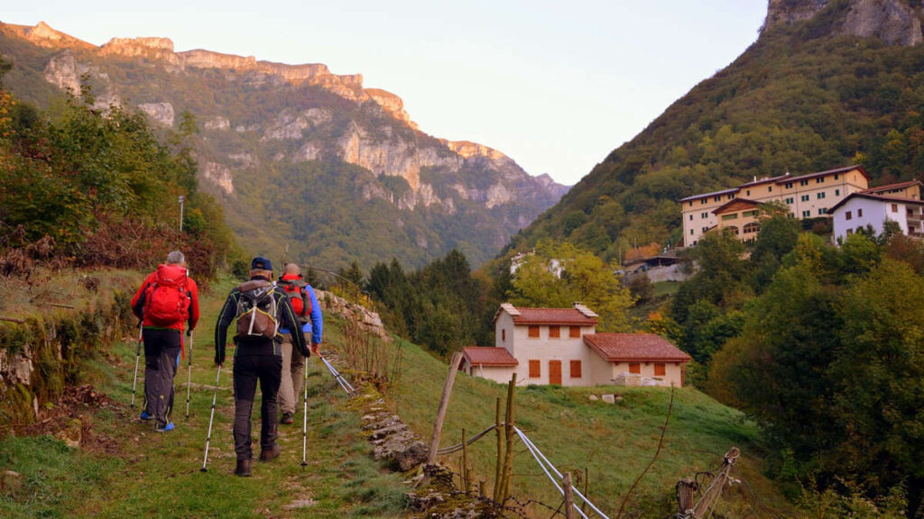 nordic walking tonezza