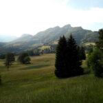 Paesaggio sentiero Excalibur Tonezza