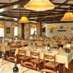 Sala ristorante Hotel Bucaneve