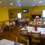 Sala ristorante Edelweiss