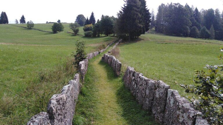 sentiero excalibur