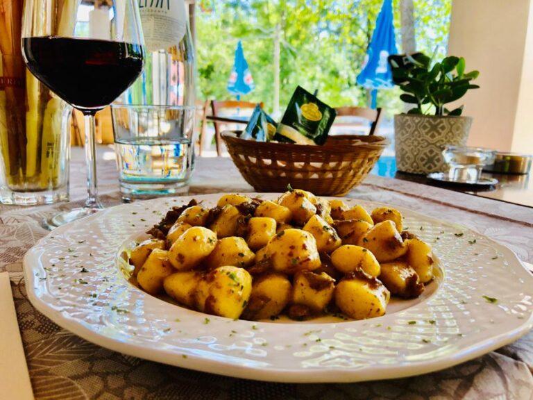 gnocchi festa patata