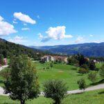 La porta naturale dell'Alpe Cimbra