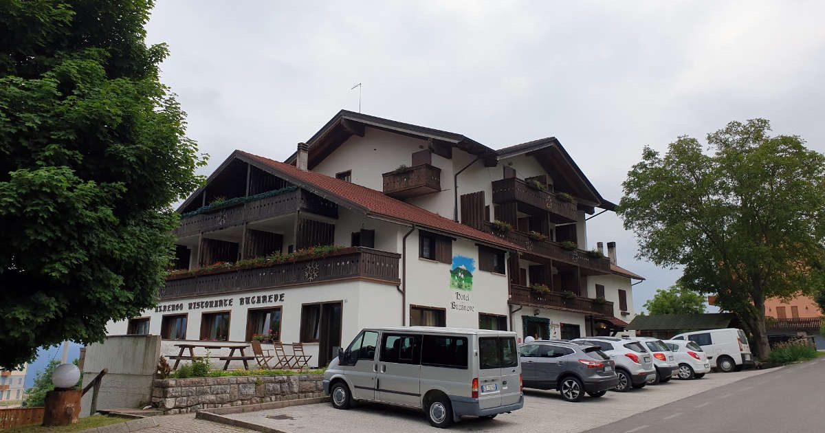 Hotel Bucaneve Tonezza